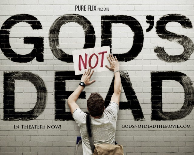 Película God's Not Dead