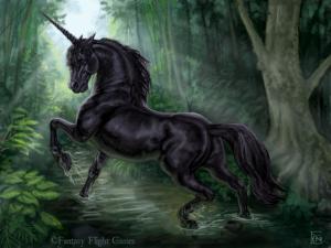 El Mítico Unicornio.